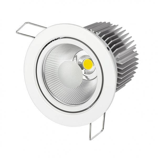 COB Led down light, COB led luminaries, COB down light manufacturer, COB down light factory, COB ceiling light