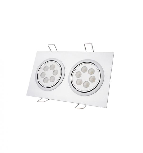 Led Grid Down Light, Grid down light, Down light, Three heads down light, Grid down light manufacturer