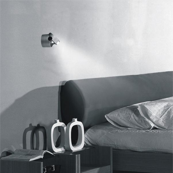 Led Wall Light, Bedside Light, Led Hotel Project Light, Led Wall-Mounted Light, Led Wall Lamp