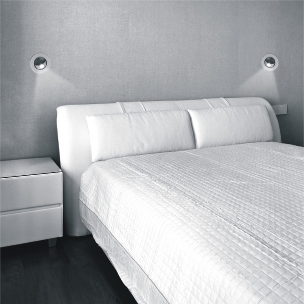 Led Wall light, LED Bedside light, Led Wall lights, Hotel project lights, Led reading light