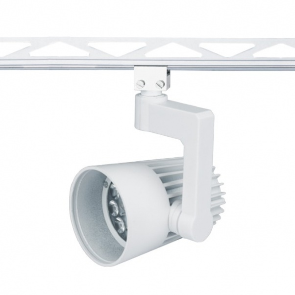 Double circuit line track light