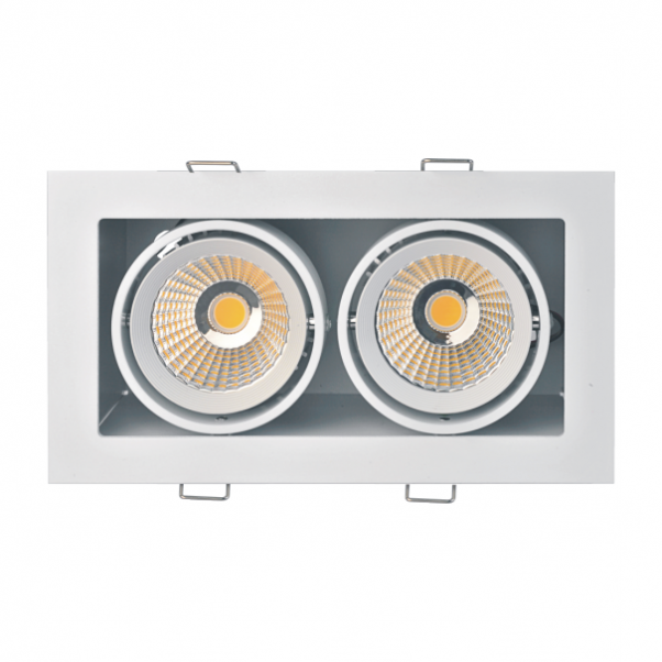 COB Grid Down Light, COB led luminaries, Led Cabinet lighting, Led Cabinet Lights, Super value down light